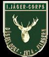 1.Jäger Corps 1874 Düsseldorf-Flingern